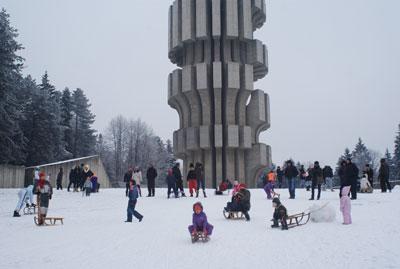 Image result for zima na kozari