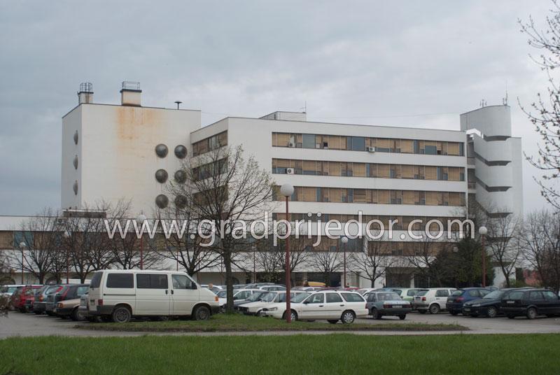 prijedorska bolnica