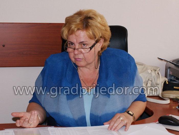 ljiljana babic-nacelnica odjeljenja za drustvene djelatnosti