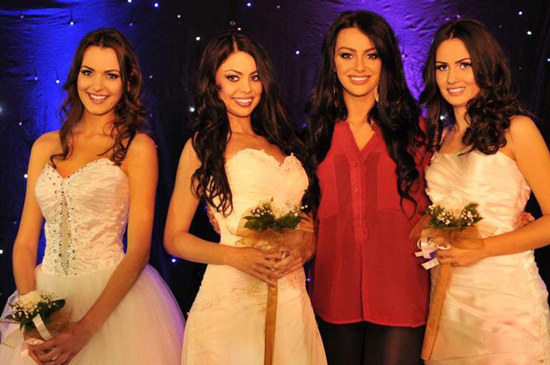 Miss World Bosnia & Herzegovina 2013 is Sanda Gutic | Beauty ...