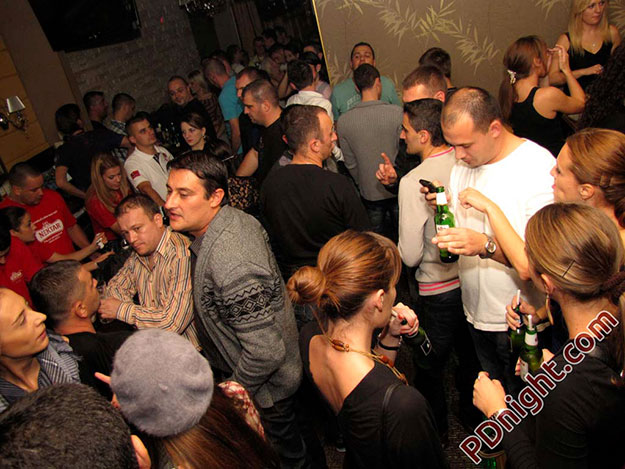 Nektar party, Caffe bar Carpe diem, 10.11.2012.