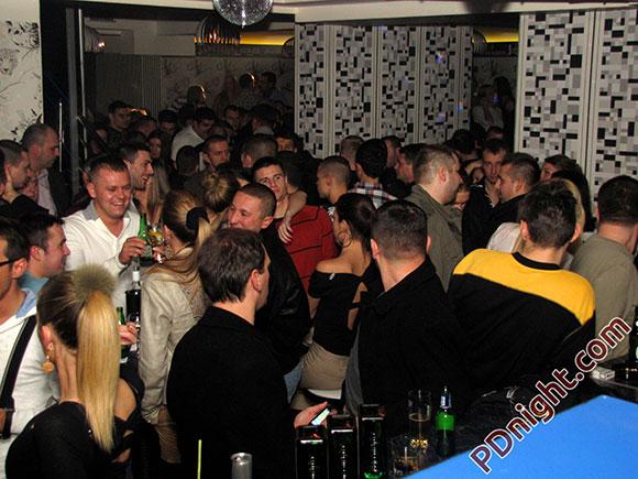 Night club Black & White Prijedor, 29.12.2012.