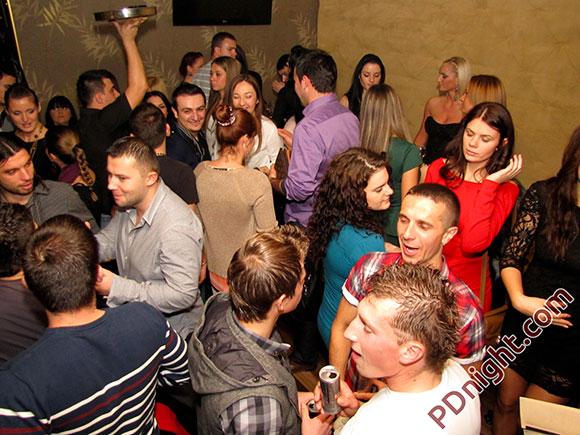 Jelen party, Caffe bar Carpe diem, 01.12.2012.