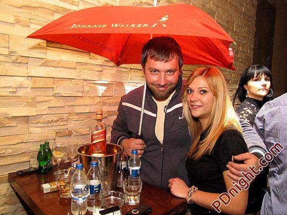 Johnnie Walker party, Caffe bar Carpe diem, 08.12.2012.