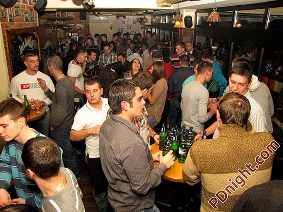 Promo party, Caffe Maćado Prijedor, 29.12.2012.