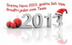 sretna nova 2013 godina