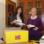 srna-knjige norveskih autora