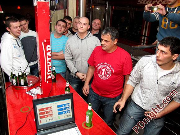 Nektar šampion – finale, Starcaffe Prijedor, 15.12.2012.