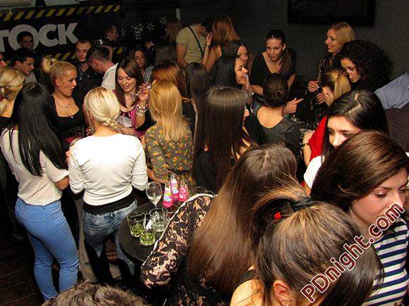 Stock party, Caffe Tiffany Prijedor, 29.12.2012.