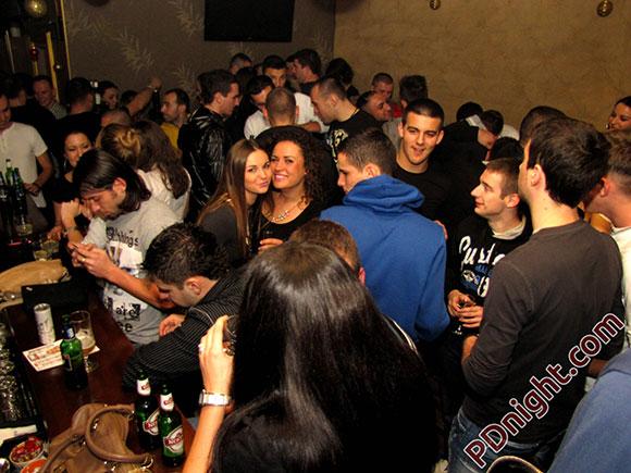 Vodka pussy party, Caffe bar Carpe diem, 29.12.2012.