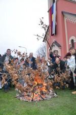 badnjak 2013-crkva svete trojice 1