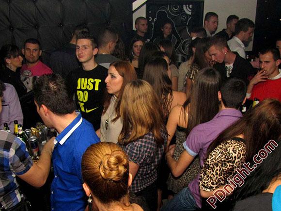 Doček Pravoslavne Nove godine 2013, Night club Black & White Prijedor, 13.01.2013.