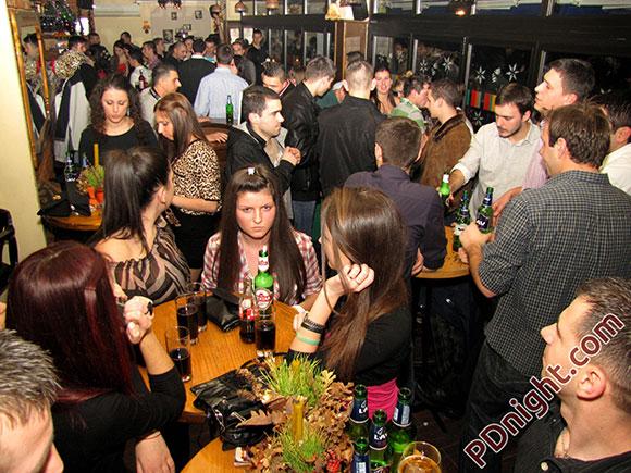 Doček Pravoslavne Nove godine 2013, Caffe Maćado Prijedor, 13.01.2013.