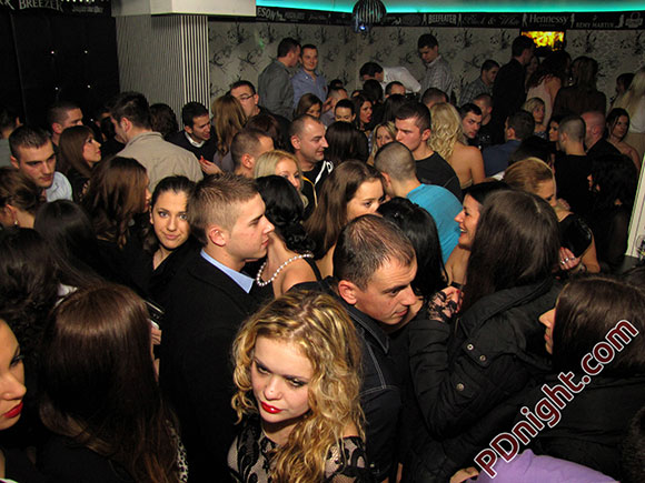 Repriza Nove godine 2013, Night club Black & White Prijedor, 01.01.2013.
