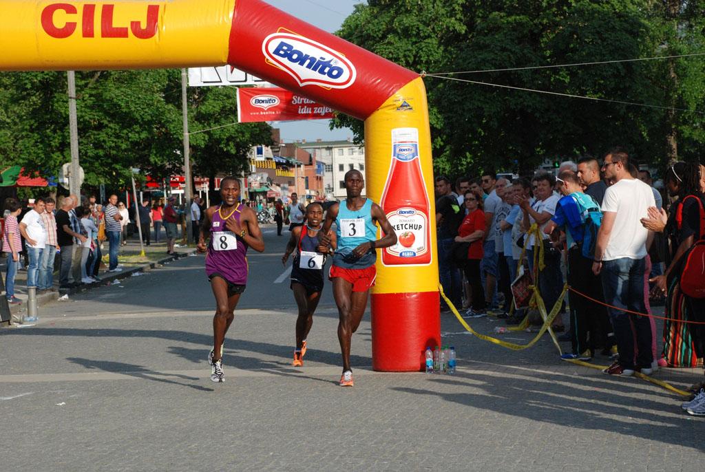 14 Prijedor - trke seniora u znaku Kenijaca