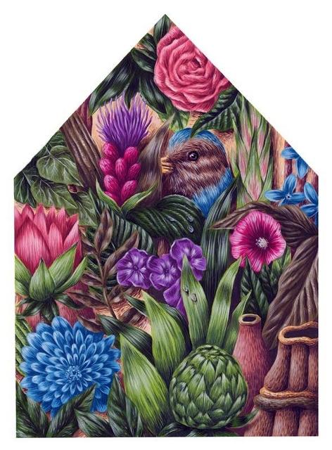 "Garden"" /""Vrt""/, autora Raula Oprea"