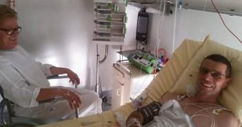 Zubanovići nakon operacije u Francuskoj