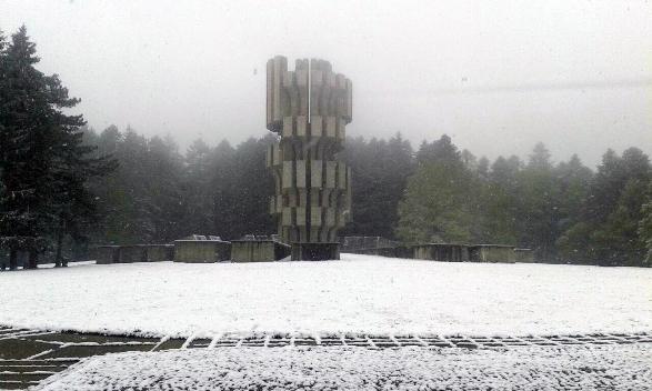 kozara-snijeg