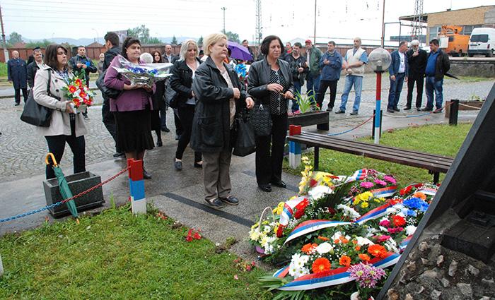 Porodice poginulih željezničara