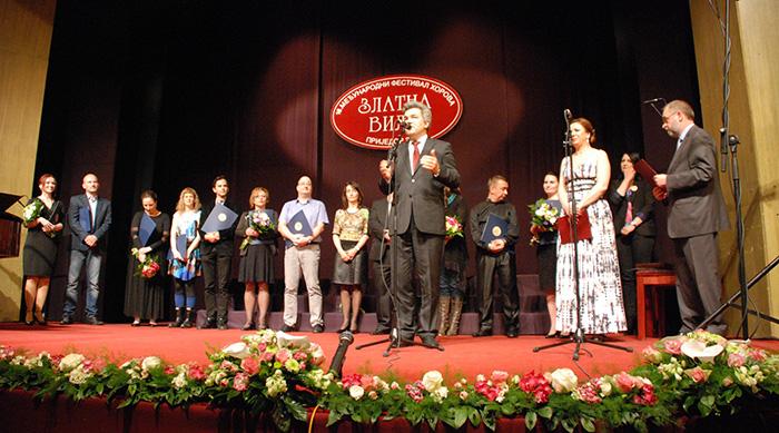Predsjednik žirija Marko Vatovec