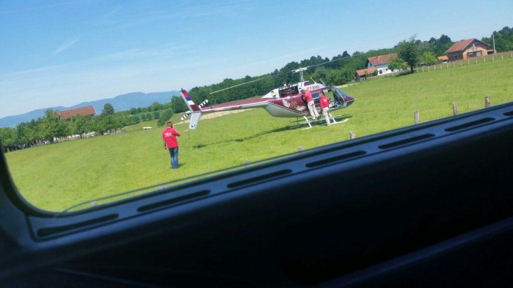 27 Prijedor - helikopterski tim