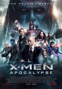 X-Men Apocalypse 3D