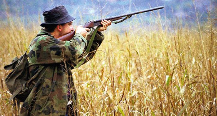 lovac lov puska lovacka akcija