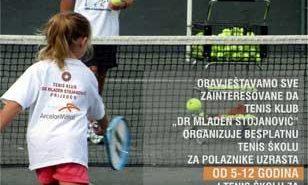 tenisskola