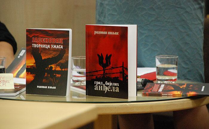 11-Prijedor---knjige-Radovana-Piljka-o-Jasenovcu