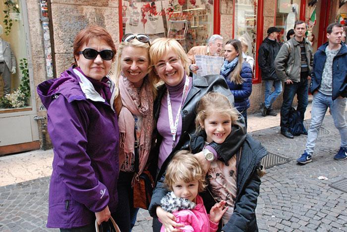 Slučajan susret Prijedorčana u Veroni