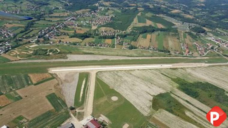 Aerodrom Urije