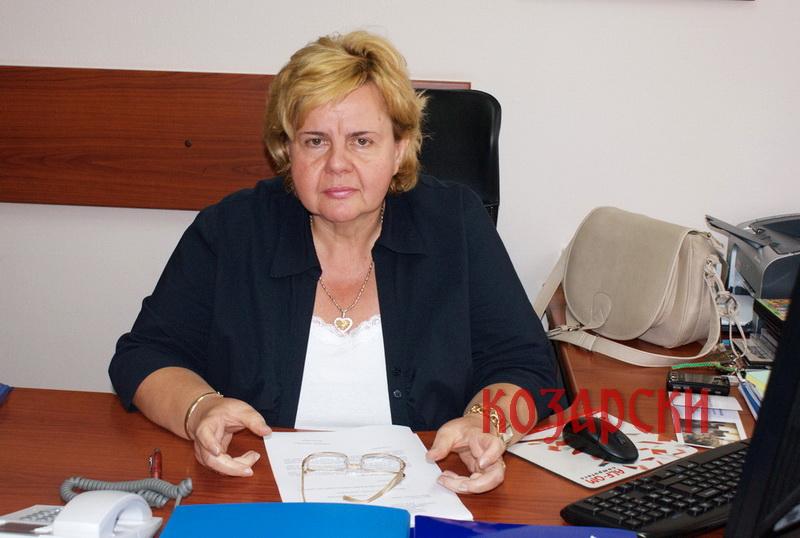 Ljiljana Babić, načelnik gradskog Odjeljenja za društvene djelatnosti